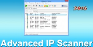 Advanced IP Scanner 2016 latest free download