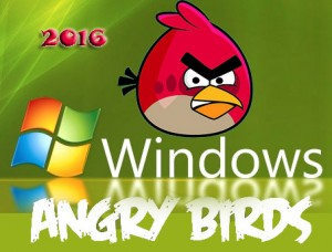 Angry Birds pc 2016 latest download