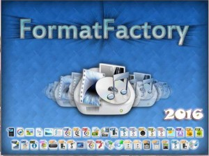 Format Factory 2016 Free Download