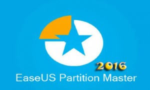 Free EaseUS Partition Master 2016 Download
