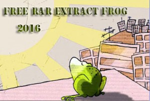 Free Rar Extract Frog 2016 Latest Download english
