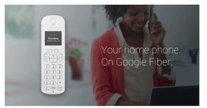 Google Fiber announced home phone service 2016 new
