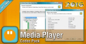 Media-Player-Codec-Pack 2016 Latest Download