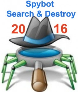 Spybot Search & Destroy 2016 Free Download