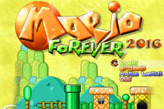 new super mario forever 2016 free download
