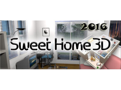 sweet home 3d 2016 free download freedownload2016. Black Bedroom Furniture Sets. Home Design Ideas