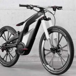 audi e-bike power