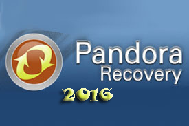 pandora recovery 2016 free download english
