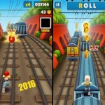 subway surfers gameplay 2016