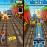 subway surfers gameplay 2016
